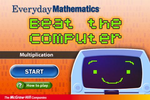 Everyday Math BeatTheComputer