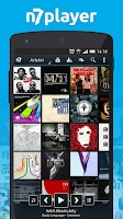 Screenshot of n7player Music Player