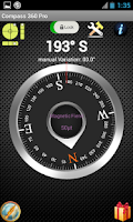 Screenshot of Compass 360 Pro