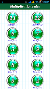 Multiply Without Times Table - screenshot
