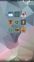 Screenshot of Cardstock Icon Pack