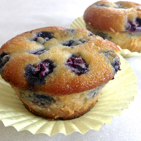 Paleo Blueberry Muffin (Low Carb, Gluten Free, Grain Free)
