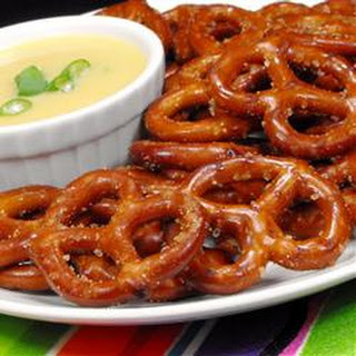 Spicy Party Pretzels