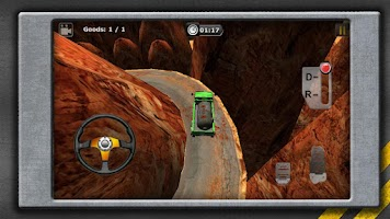 Screenshot of HILL CLIMB TRANSPORT 3D