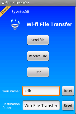 Wifi File Transfer No Ads