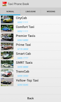 Screenshot of SG Cab Pro - Taxi Booking