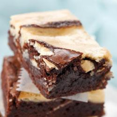 PHILADELPHIA Marble Brownies