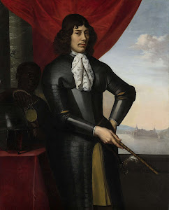 RIJKS: Daniel Vertangen: Portrait of Jan Valckenburgh 1660