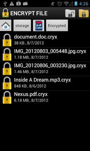 Encrypt File Free