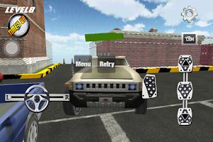 Screenshot of Car Parking Experts 3D HD