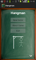 Screenshot of Hanging Man
