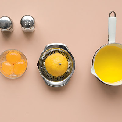 Quick Blender Hollandaise