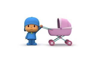 Screenshot of Pocoyo: Elly's Doll