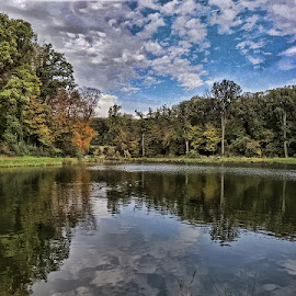 maksimir by Dunja Kolar - Landscapes Waterscapes ( maksimir )