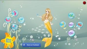 Screenshot of Princess Mermaid Kingdom