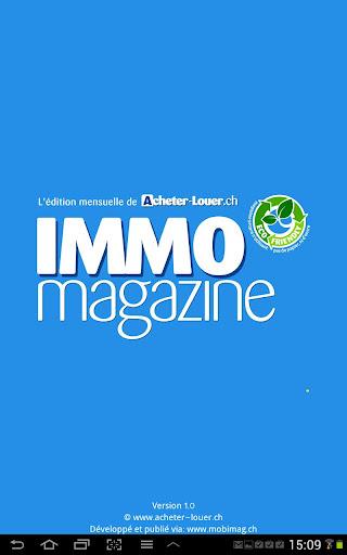 IMMOmagazine d'Acheter-Louer