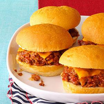 Favorite Sloppy Joes