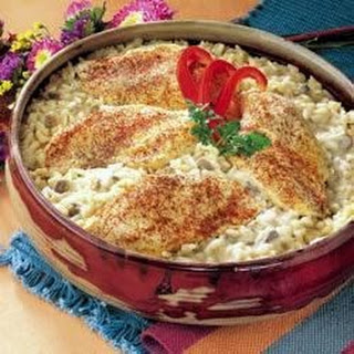Healthy Chicken And Rice Bake Recipes