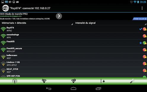 Free WiFi Spot APK for Kindle Fire