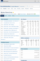 Screenshot of REON Equity