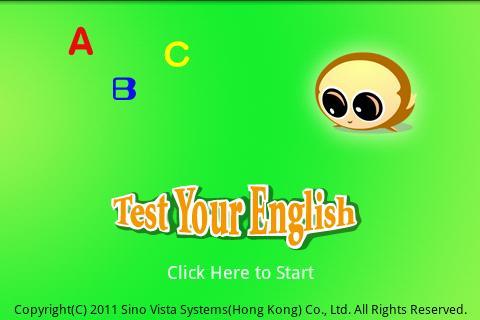 玩免費解謎APP|下載考你英文識多少!(繁體中文) app不用錢|硬是要APP