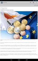 Screenshot of ΠΟΛΙΤΗΣ, Politis Newspaper
