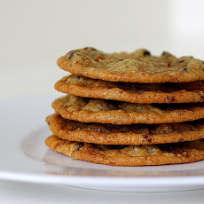 Candied Bacon-Chocolate Chip Cookies