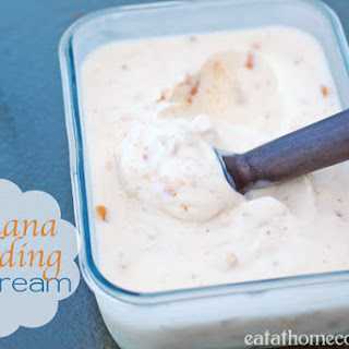 Homemade Banana Pudding Ice Cream – (No Cook)