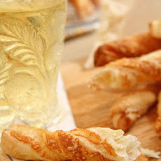 Parmesan Cheese Straws