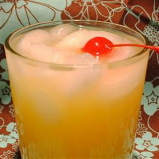 Orange and Peach Vodka