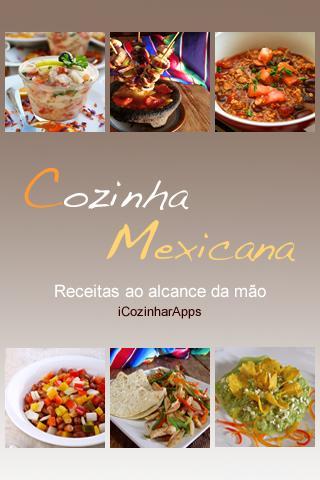 iCozinhar Mexicana