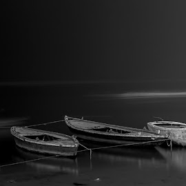by Sushaen Vasisht - Transportation Boats