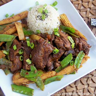 Crockpot Asian Barbeque Short Ribs