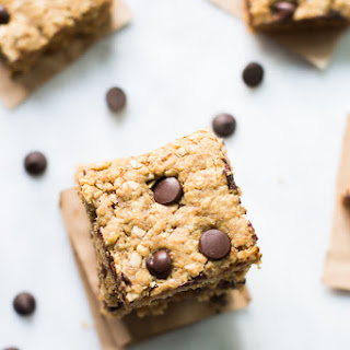 Peanut Butter Chocolate Chips Bars