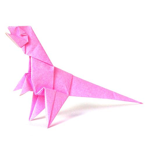Dinosaur Origami 10 教育 App LOGO-APP試玩