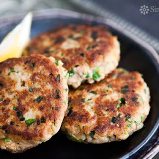 Tuna Patties