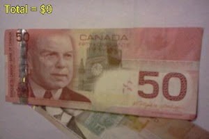 Screenshot of Cash Counter (Canadian Ed.)