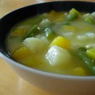 Bean And Hominy Soup Recipes