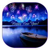 Happy New Year Live Wallpaper APK Icon