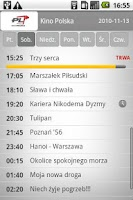 Screenshot of Programoid - Program TV