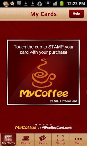My Coffee Card