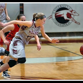 UIndy VS William Jewell womens Basketball 1 by Oscar Salinas - Sports & Fitness Basketball