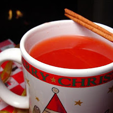 Wassail (Non-Alcoholic Mulled Apple Juice)
