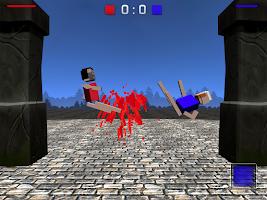 Screenshot of Fighter Physics