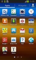 Screenshot of Stylus FlipFont