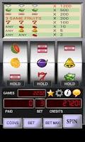 Screenshot of Cherry Slot Machine