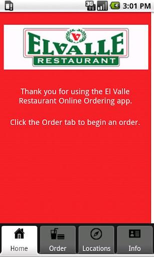 El Valle Restaurant