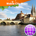 Regensburg Street Map icon