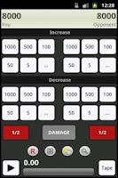Screenshot of Yugioh Duelist Calculator Lite
