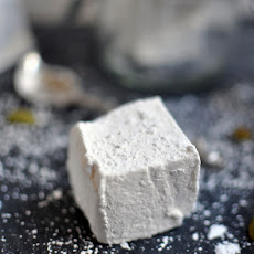 Double Vanilla and Cardamom Marshmallows